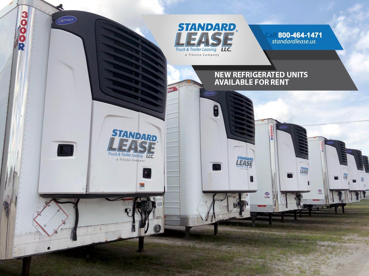 Standard Lease Truck & Trailer Lease