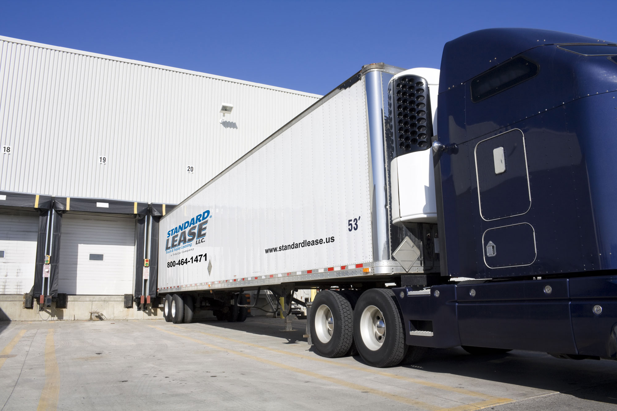 Standard Lease new trailers